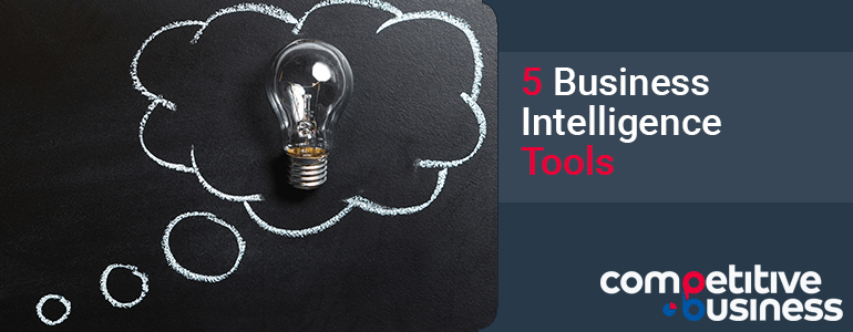 5-business-intelligence-tools
